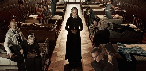 """Pôster da segunda temporada de """"American Horror Story"""", série indicada ao Emmy"""