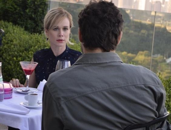 """Em """"Guerra dos Sexos"""", Juliana coloca um ponto final em sua relação com Fábio (1/11/12)"""
