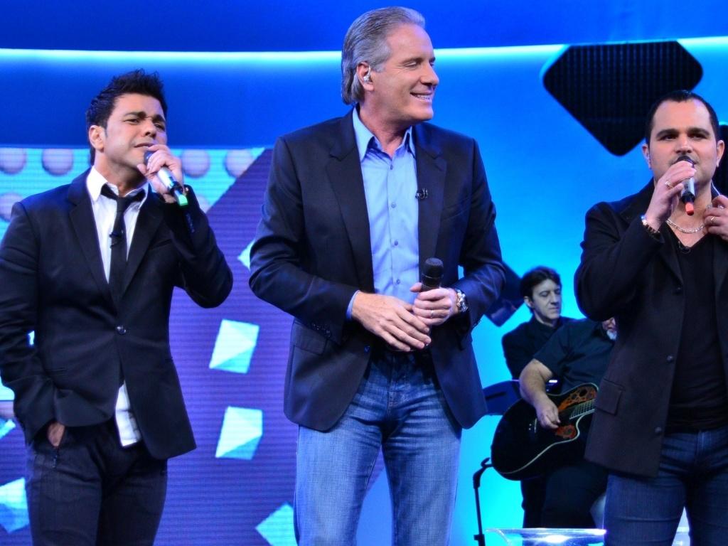 Zezé Di Camargo & Luciano são os convidados do