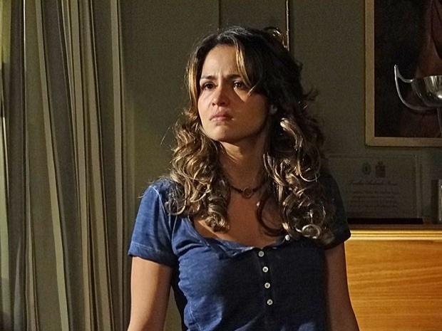 """Em """"Salve Jorge"""", Théo acaba com seu noivado com Morena (5/11/12)"""