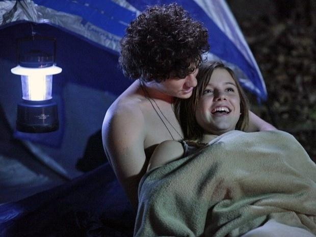 """Em """"Malhação"""", Lia perde a virgindade com Dinho (6/11/12)"""