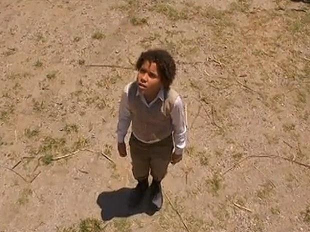 """Em """"Lado a Lado"""", filho de Isabel cresce e continua morando no Morro da Providência (7/11/12)"""