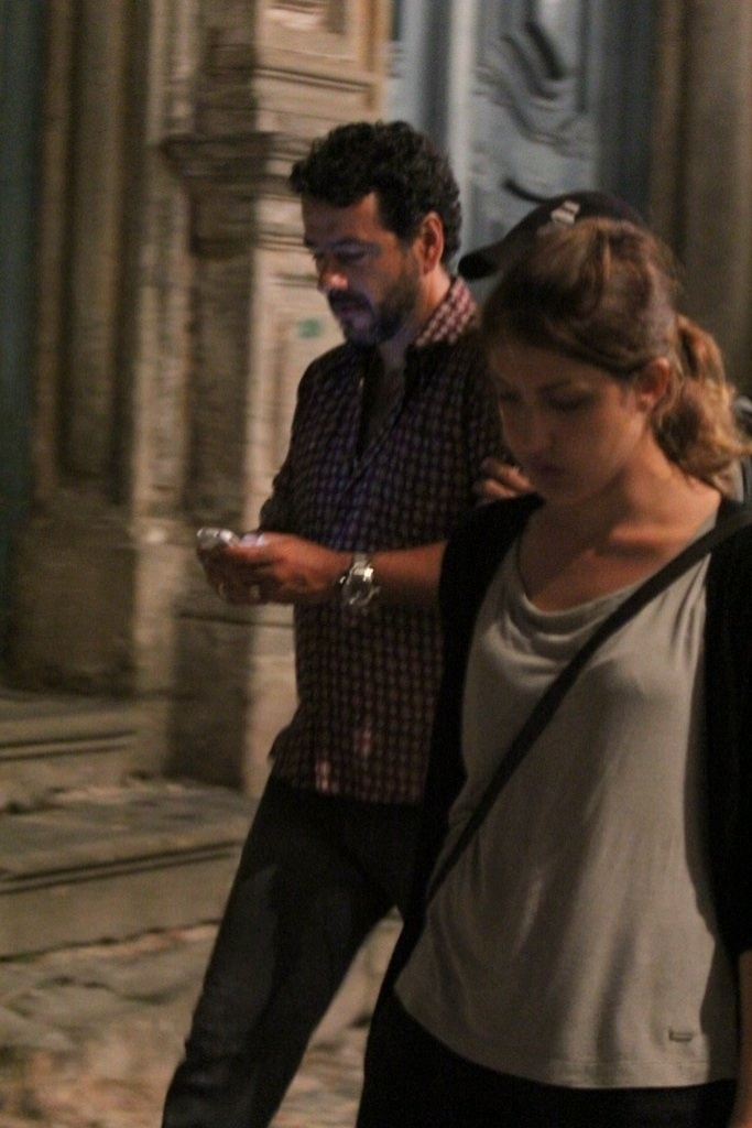 "Marcos Palmeira grava cenas de ""O Canto da Sereia"" na Bahia (8/11/12)"