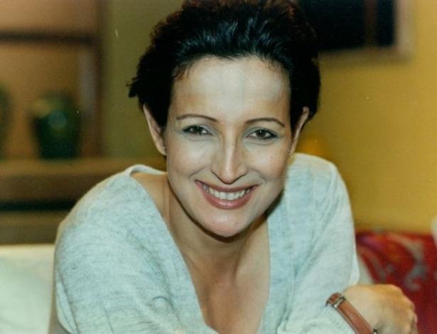 """A atriz Betty Lago em cena da novela """"O Amor Está no Ar"""". Na trama, exibida em 1997 na Globo, ela interpreta a personagem Sofia"""