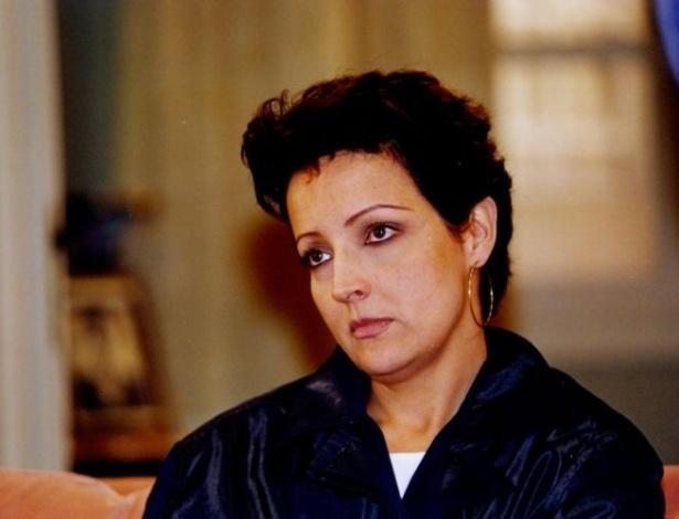"""A atriz Betty Lago em cena da novela """"Pecado Capital"""" (1998)"""