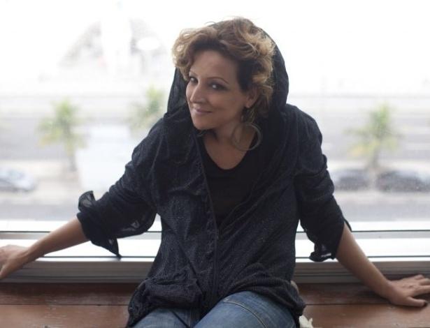 "Betty Lago na estreia do programa ""Pirei"", do GNT (abril/2011)"
