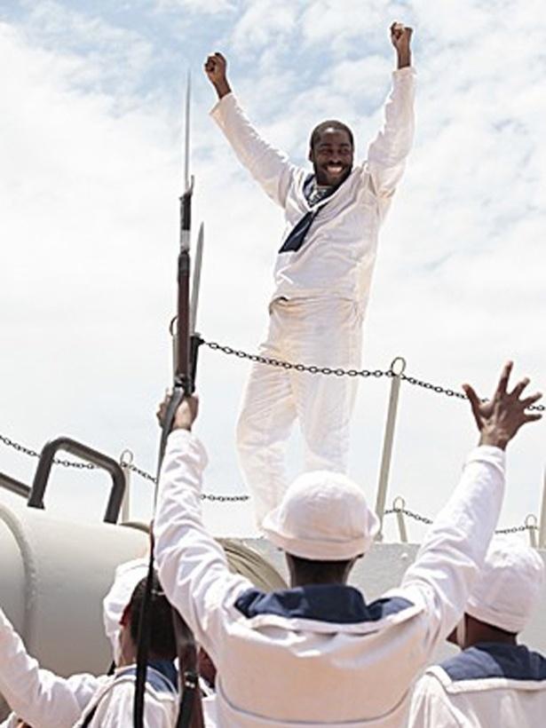 """Em """"Lado a Lado"""", Zé Maria é reconhecido como o líder da Revolta da Chibata (13/11/12)"""