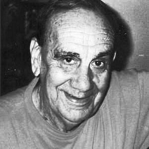 O ator Octávio da Silveira, conhecido como Silveirinha