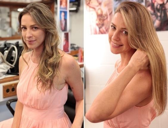 """Luana Piovani fica mais loira para nova fase em """"Guerra dos Sexos"""" (22/11/12)"""