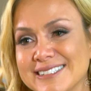 """Eliana se emociona no """"Conexão Repórter"""""""