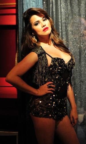 "Laryssa Dias, a Waleska de ""Salve Jorge"" (novembro/2012)"