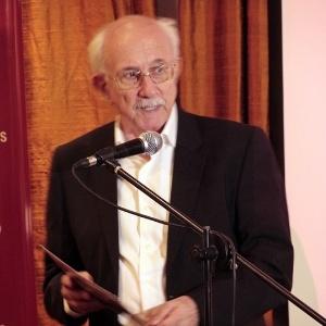 """Reynaldo Boury recebe homenagem pela novela """"Carrossel"""" na Argentina (14/11/2012)"""