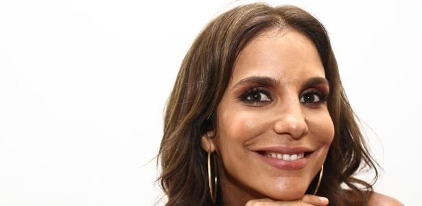 """28.nov.2012 - Ivete Sangalo comparece ao """"Show da Virada"""" da TV Globo"""