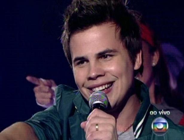 """Danilo Dyba canta """"Casa"""", de Lulu Santos, na quinta semifinal do """"The Voice Brasil"""" (2/12/12)"""