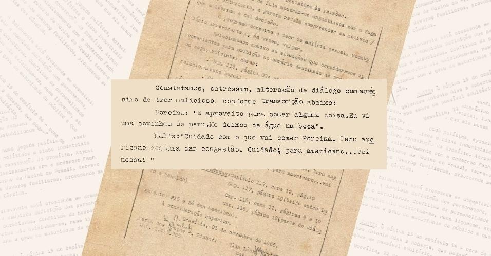 """Censores apontam a inclusão de diálogo de duplo sentido na versão de 1985 de """"Roque Santeiro"""""""