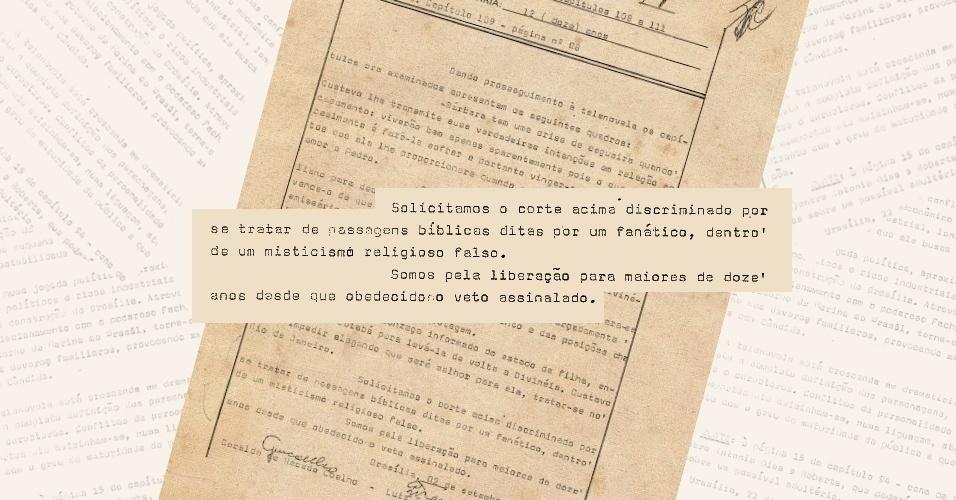 """Censura pede corte de cena da novela """"Fogo Sobre Terra"""" por considerá-la ofensiva à fé católica"""