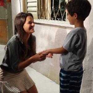 """Filho de Morena em """"Salve Jorge"""" diz ser namorado de Bruna ... Felipe Salve"""