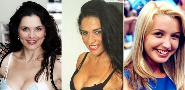 "Luiza Ambiel, Solange Gomes e Alessandra Scatena relembram momentos marcantes do ""Domingo Legal"""