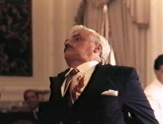 """1983 - Walmor Chagas interpretando João Pessoa no filme """"Parahyba Mulher Macho"""", de Tizuka Yamazaki. O último filme do ator"""