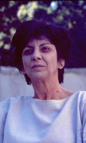 """1994 - Marília Pêra interpretou Erotildes na minissérie """"Incidente em Antares"""""""