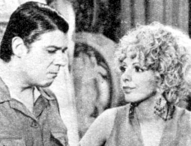 """1969 - Marília Pêra interpretou Joana Martini na novela """"Super Plá"""""""