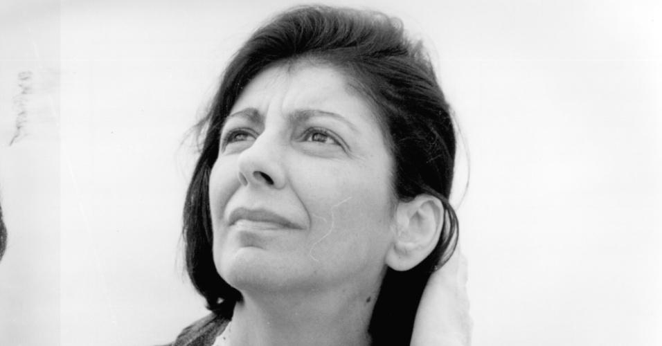 "1989 - Marília Pêra interpretou Susana na novela ""Top Model"""