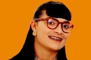 """Ana María Orozco como """"Betty, a Feia"""""""