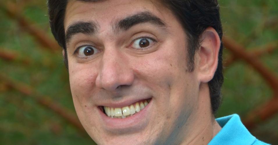 Marcelo Adnet passa a integrar o elenco da Rede Globo