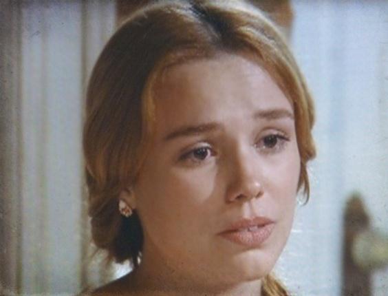 15.fev.2013 - Alice (Juliane Araújo) não quer casar contra a vontade dos pais