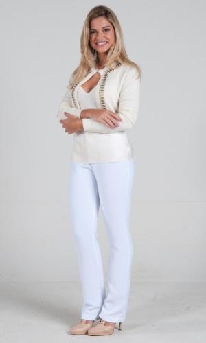 """2013 - Gabriela Durlo interpreta Isabela em """"Dona Xepa"""""""
