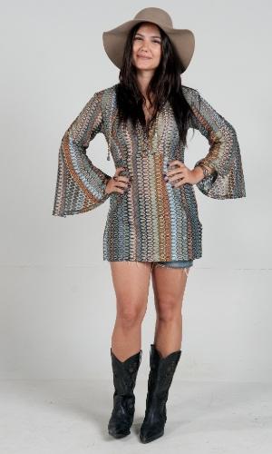 "2013 - Rayana Carvalho interpreta Lis em ""Dona Xepa"""