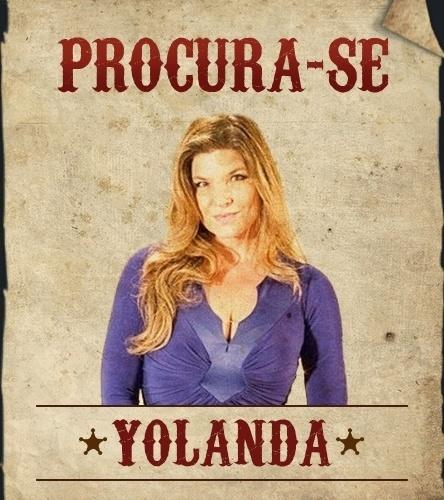 18.mar.2013 Yolanda (Cristiana Oliveira) é ex-mulher de Carlos (Dalton Vigh), com quem tem um filho, Caíque (Duda Nagle).