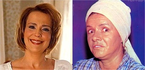 """Ana Beatriz Nogueira será Maria Aparadeira em """"Saramandaia"""", papel que já foi de Eloisa Mafalda"""
