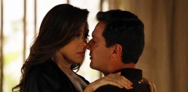 """Em """"Salve Jorge"""", Lívia fica apaixonada por Theo"""