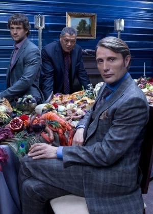 """Elenco de """"Hannibal"""", nova série a ser exibida no AXN"""