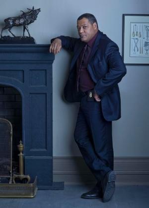 O ator Laurence Fishburne é um dos atores convidados a participar da série policial