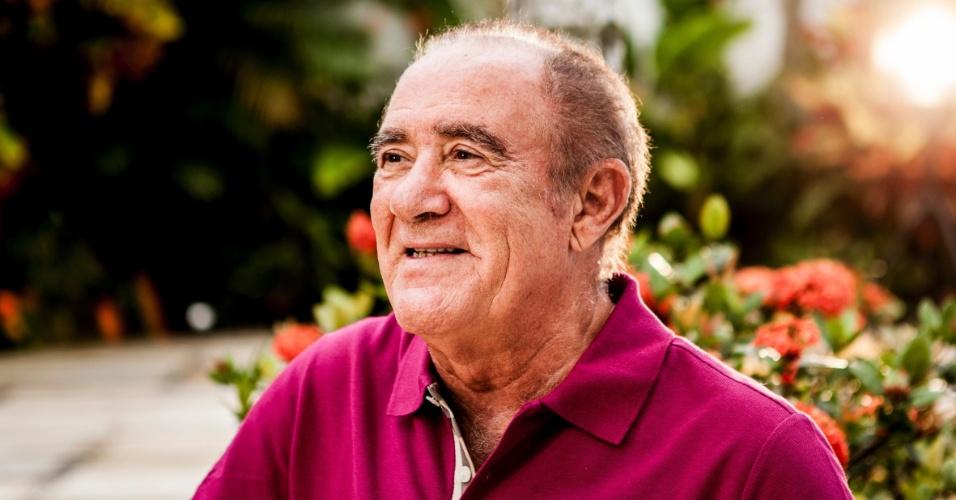3.abr.2013 - Renato Aragão estreia quadro no