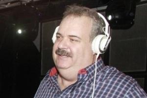 O apresentador Gilberto Barros