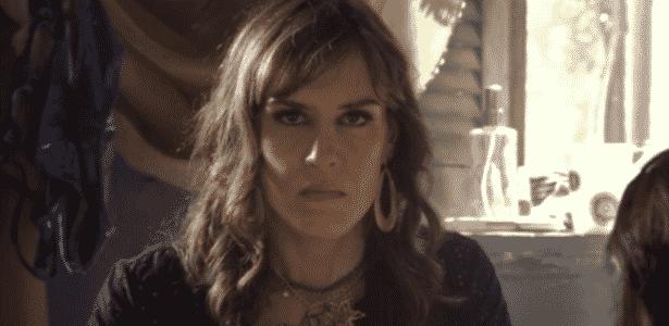 """Maria Clara Spinelli em cena de """"Salve Jorge"""" - Reprodução - Reprodução"""