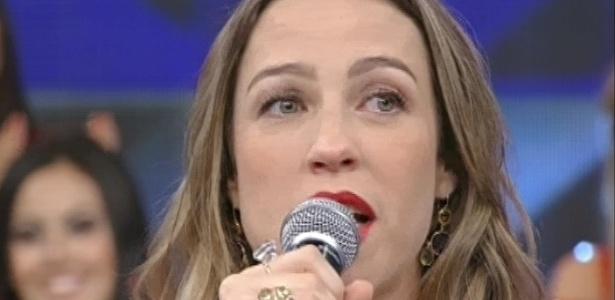 21.abr.2013 - Luana Piovani participa do