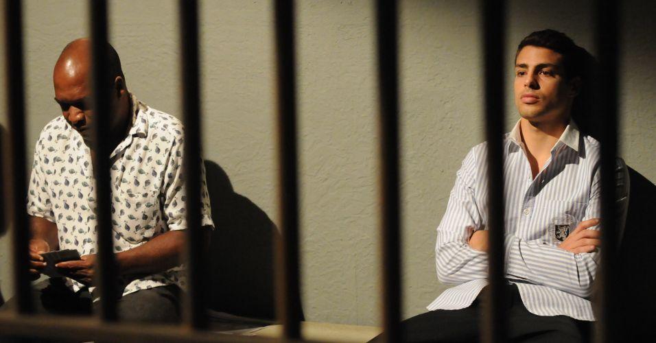 Halley é preso