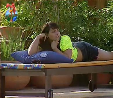 Andressa elogia o novo visual de Sergio Abreu (2/11/10)