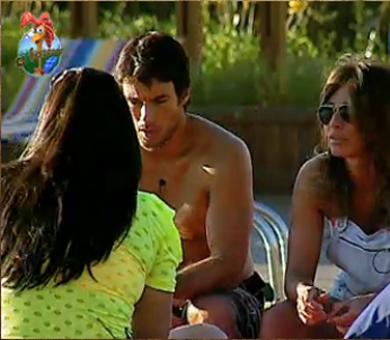 Agora com Lizzi e Daniel Bueno, a dançarina continua falando de Janaina (2/11/10)