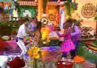 Peões curtem muita música latina, mojitos e comida mexicana