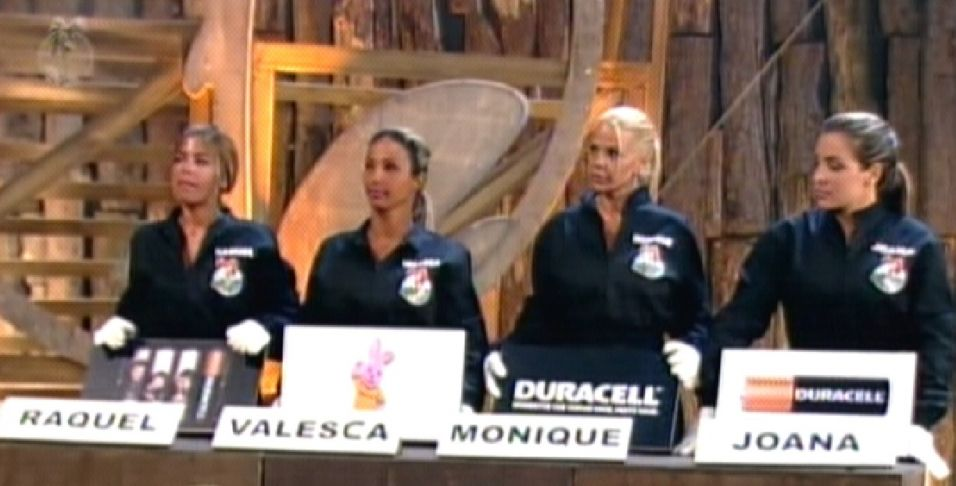 Competidores se preparam para o início da prova (06/10/11)