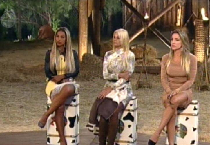 As três esperam a decisão(09/10/11)