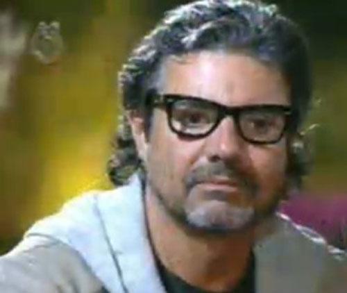 João Kléber surpreendeu ao votar em Raquel Pacheco, a Bruna Surfistinha (25/7/2011)