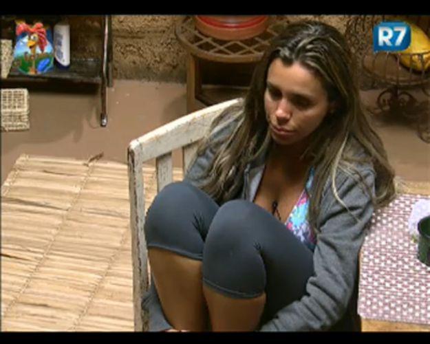 Renata Banhara na Casa da Roça (27/7/11)