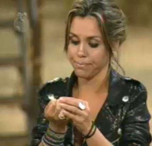 Renata Banhara afirma que eliminaria Taciana se pudesse escolher (28/7/11)