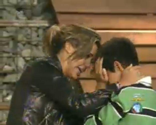 Renata Banhara foi a primeira eliminada de A Fazenda 4 (28/7/11)